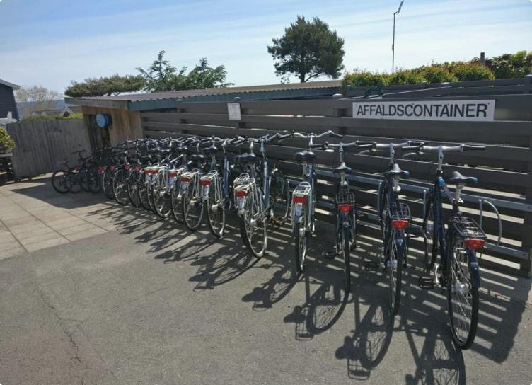 cykelleje