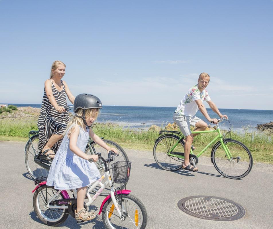 Cykelture - Cykelleje