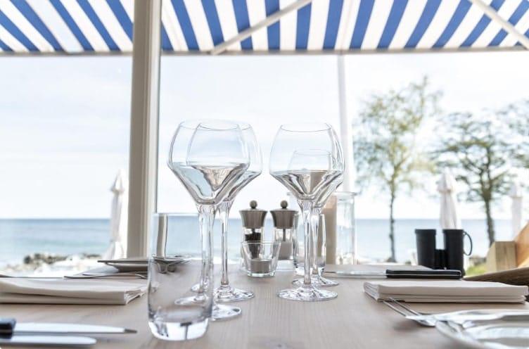 Restauranter og spisesteder i Gudhjem Bornholm