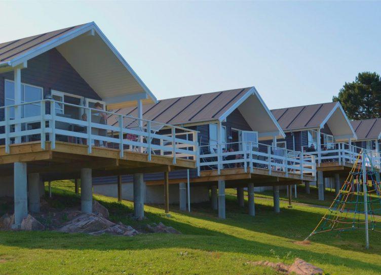 Luksushytter og campinghytter Bornholm
