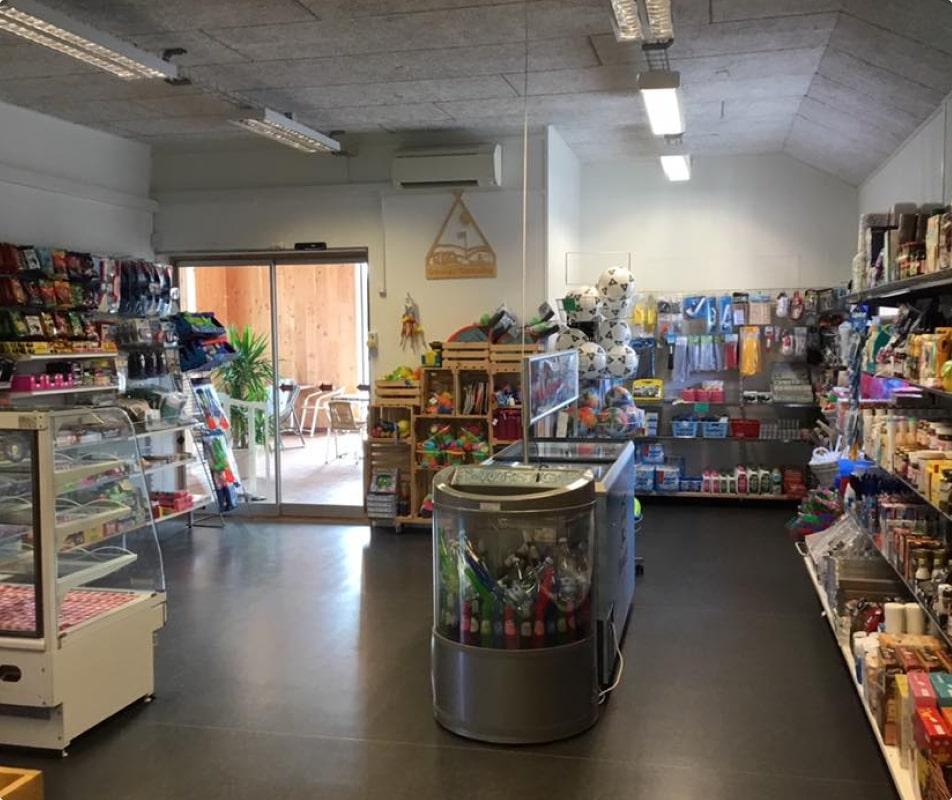 Kiosken - Sanne's familiecamping