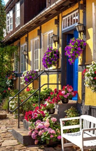Seværdigheder i Gudhjem, Bornholm
