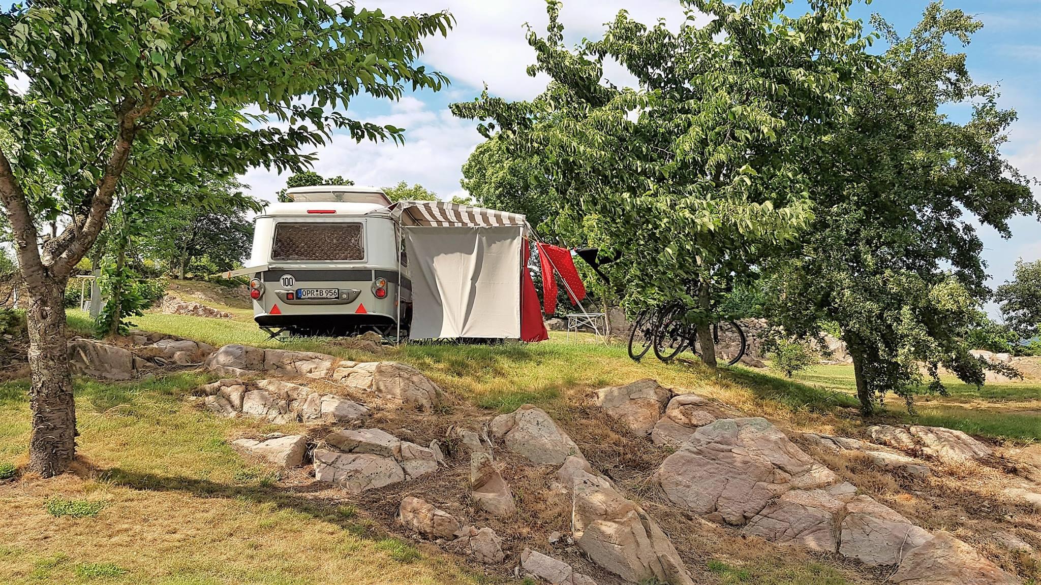 campingferie bornholm hos sannes familiecamping