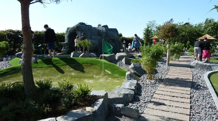 Adventure Minigolf Bornholm