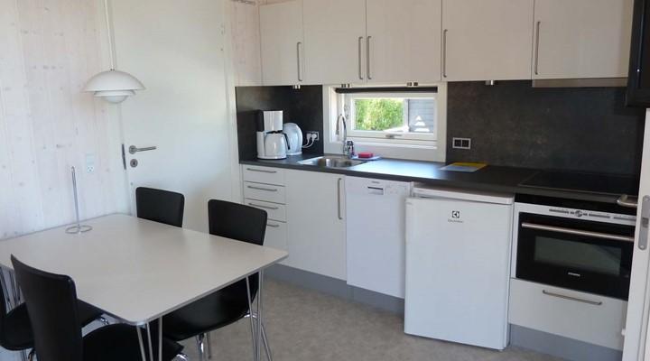 Flex Luxus ferienhaus küche