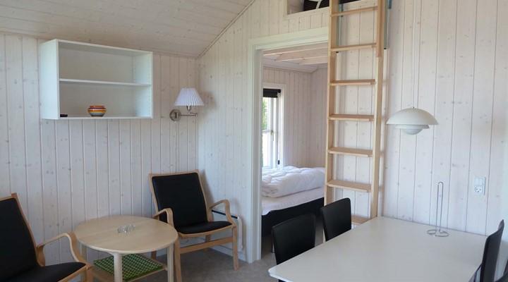 Luxus ferienhaus bornholm - Wohnzimmer